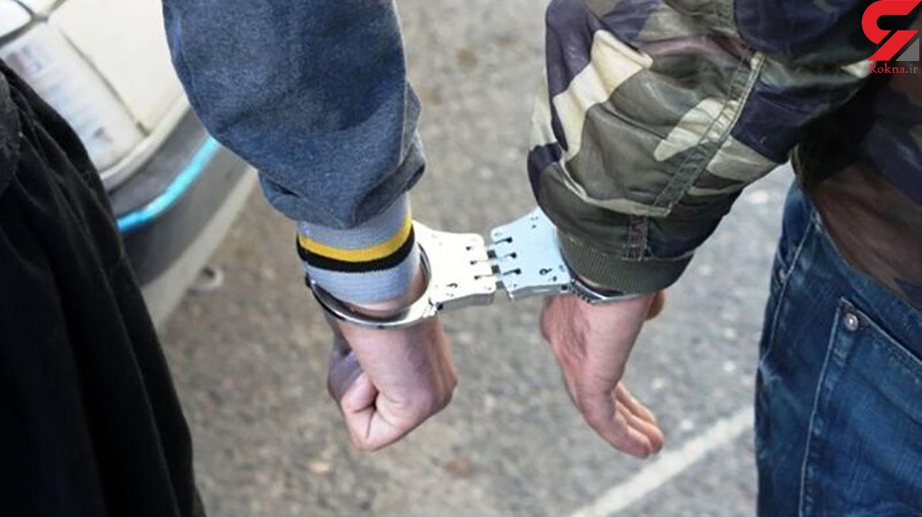 دستگیری حفاران غیرمجاز در شهرستان بندرگز