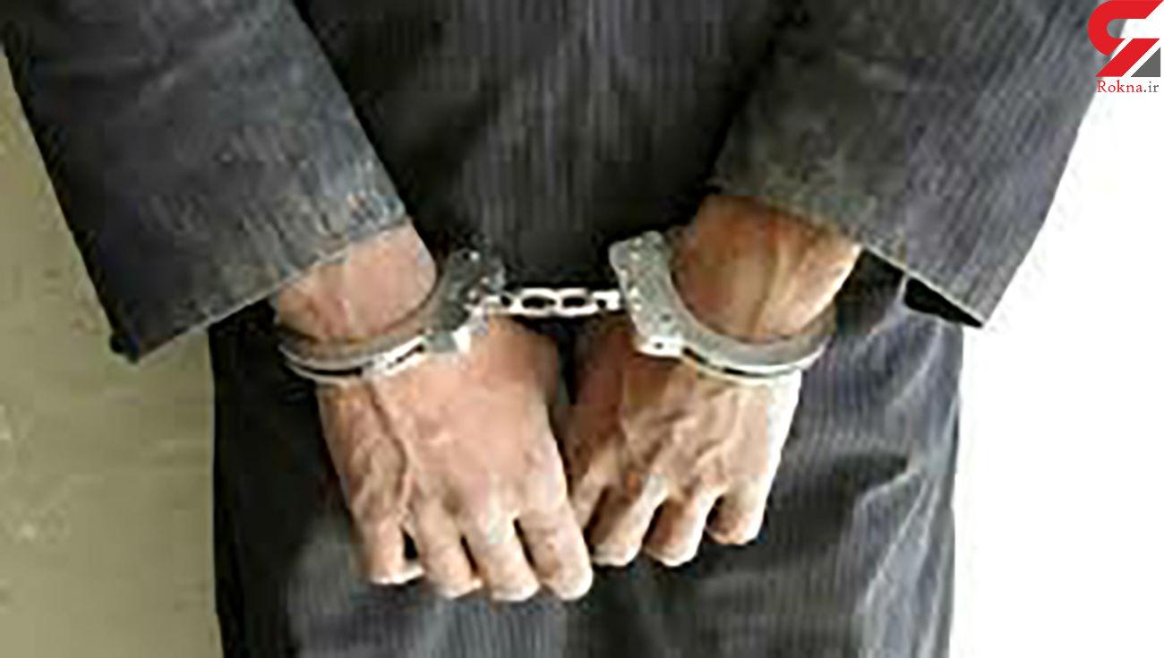مرد خطرناک تبریز در شیراز بازداشت شد / او 2 نفر را به گلوله بسته بود