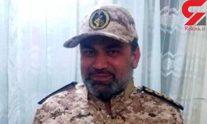 شهادت فرمانده بسیج دارخوین شادگان با حمله مردان نقاب دار