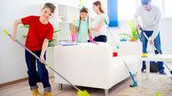 نکاتی مهم که باید برای خانهتکانی بدانیم