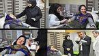 فوری / بازیگر زن سوپر استار ایران در بیمارستان طالقانی بستری شد