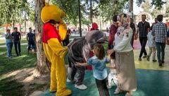 این شهر بازی مخفیگاه خطرناک داعشی ها بود! +تصاویر