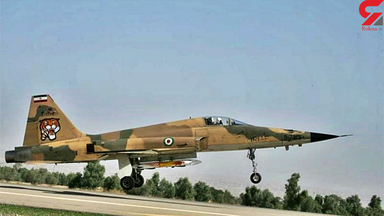 جزئیات سقوط هواپیمای اف 5 و شهادت 2 خلبان در دزفول