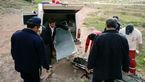 پیدا شدن جسد ناشناش در گل و لای ارتفاعات عون بن علی تبریز + عکس