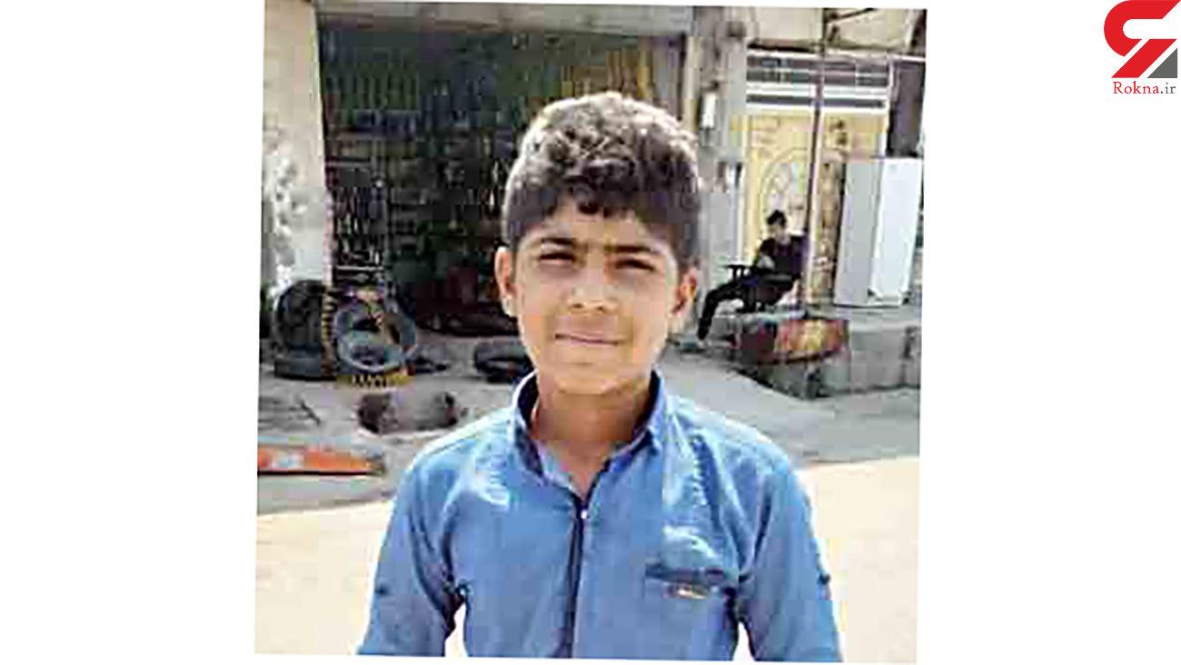 قلب عباس 14 ساله در سینه جوان تهرانی تپیدن گرفت + عکس