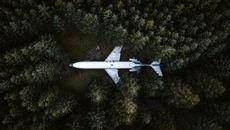هواپیمای بوئینگ خانه عجیب و غریب کارگردان سرشناس