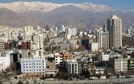 آپارتمانهای ۱۲۰ متری در تهران چند میارزند؟
