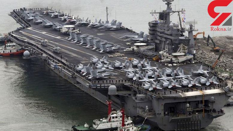 امریکا یک ناو جنگی دیگر به خلیج فارس میفرستد + جزییات