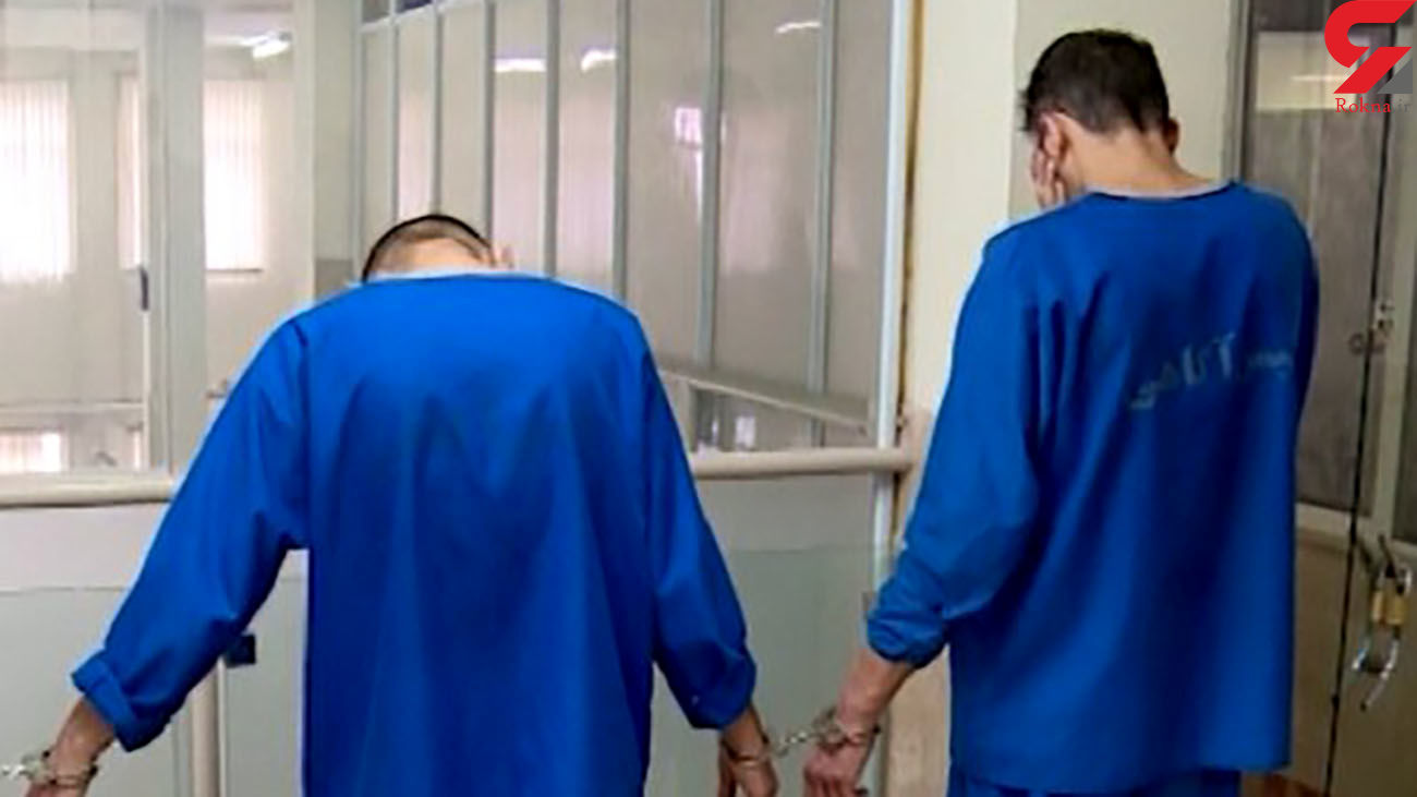 دستگیری 2 شرور خطرناک میدان قزوین / آنها برای سرشناس شدن ایجاد مزاحمت می کردند