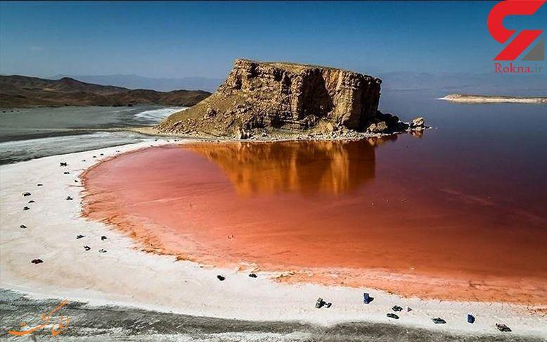 دریاچه ارومیه احیا می شود