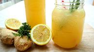 دستور تهیه نوشیدنی لیمو زنجبیل برای روزهای گرم سال
