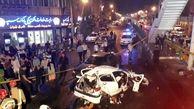 وحشتناکترین صحنه از مرگ 2 تهرانی در شرق تهران +عکس