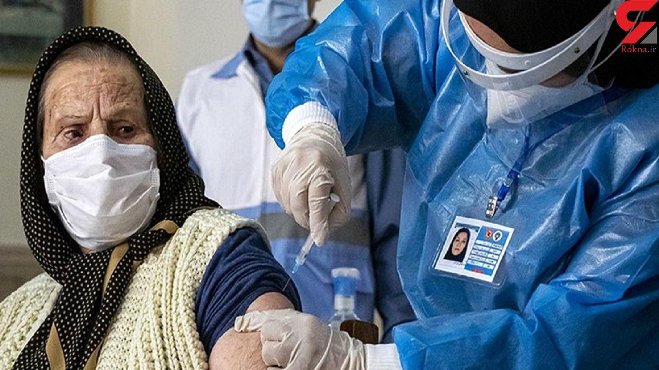 تزریق واکسن ایرانی در اردبیل آغاز شد