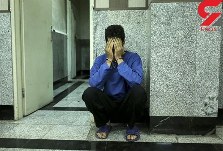 بلای وحشتناک داماد بر سر مادرزنش در بناب / پلیس مرد پلید را بازداشت کرد