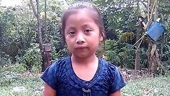 این دختر 7 ساله آرزو داشت به خانوداه اش کمک کند که ...+ عکس