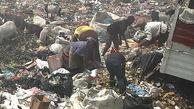 تعطیلی برخی مشاغل به خاطر کرونا و کاهش زباله در پایتخت کنیا