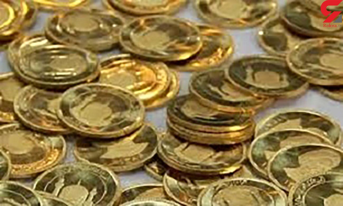 نمودار تغییر قیمت سکه در ۱۰ سال گذشته  + عکس