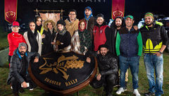 پایان تصویربرداری فصل دوم «رالی ایرانی» در قشم
