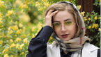 شبنم قلی خانی در یک عکس منشوری