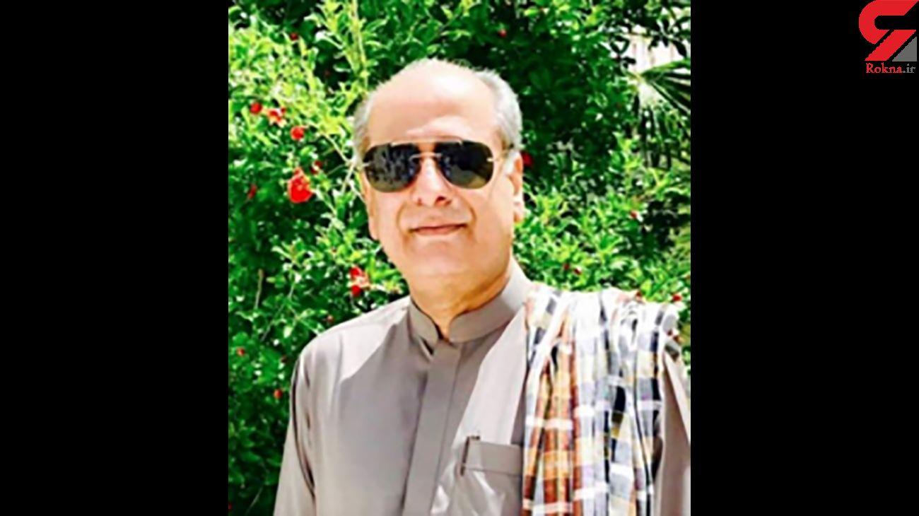 فوت سردار سپاه در اثر کرونا + عکس