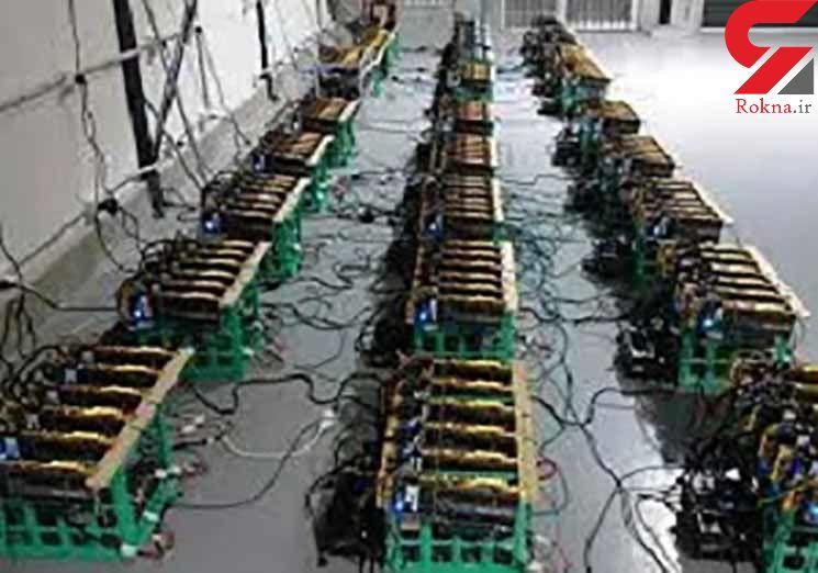 کشف ۱۳ دستگاه استخراج ارز دیجیتال در کبودراهنگ