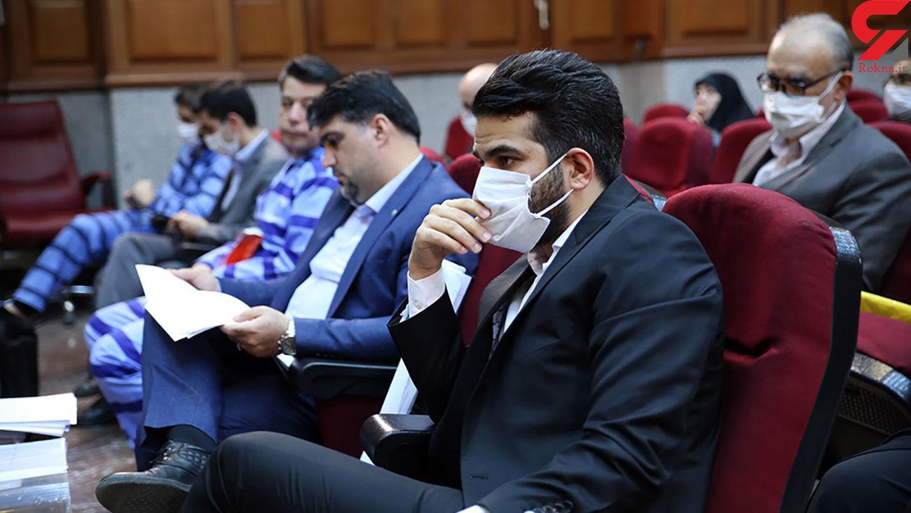 دادگاه اتهامات 21 متهم کالان ارزی در حال برگزاری است
