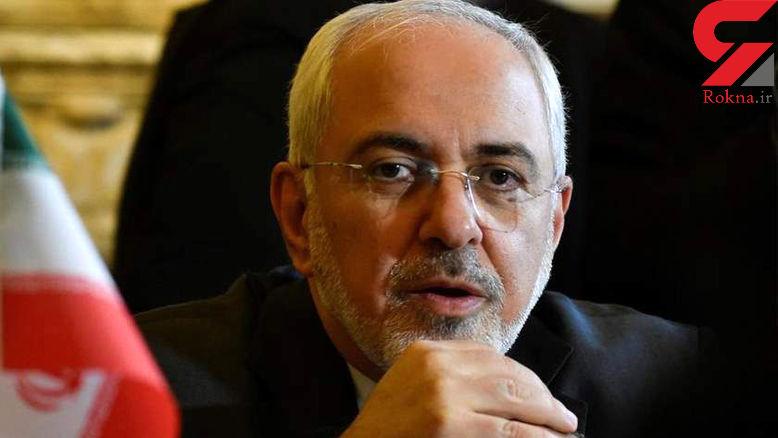 نامه ظریف به دبیرکل سازمان ملل در اعتراض به اقدام آمریکا علیه سپاه پاسداران