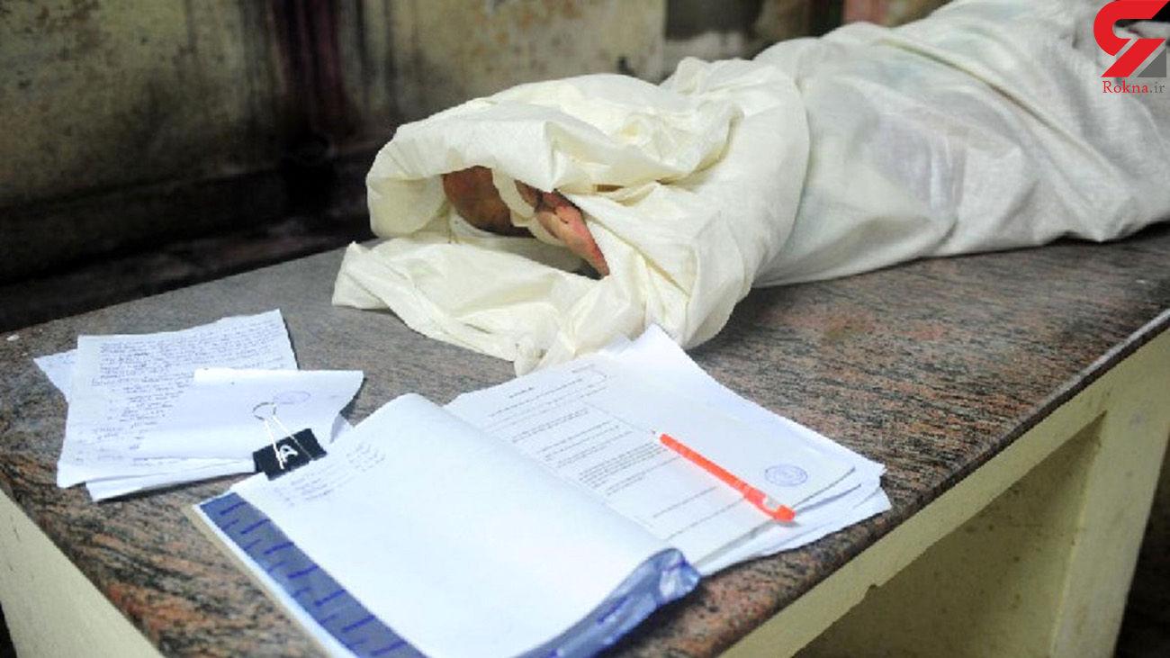 کشف جنازه تجزیه شده یک زن کرونایی در طبقه هشتم بیمارستان !