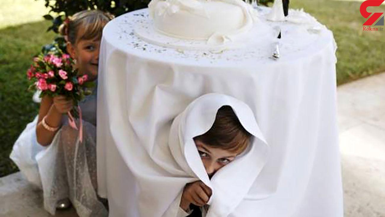کار عجیب عروس خانم با مهمانان در مهمانی جشن عروسی