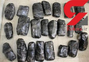 فروشنده حرفهای تریاک در تفت دستگیر شد