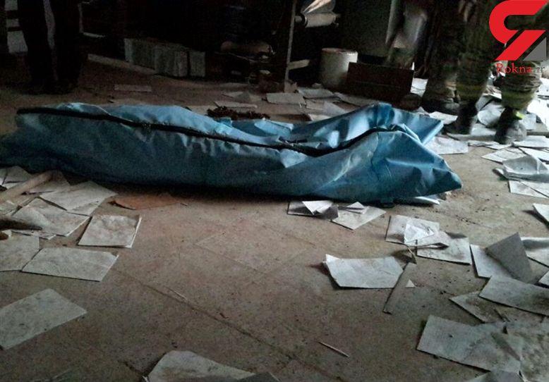 کشف جسد دختر جوان پولدار داخل سطل زباله ای در تهران / با او پلیدی کرده بودند