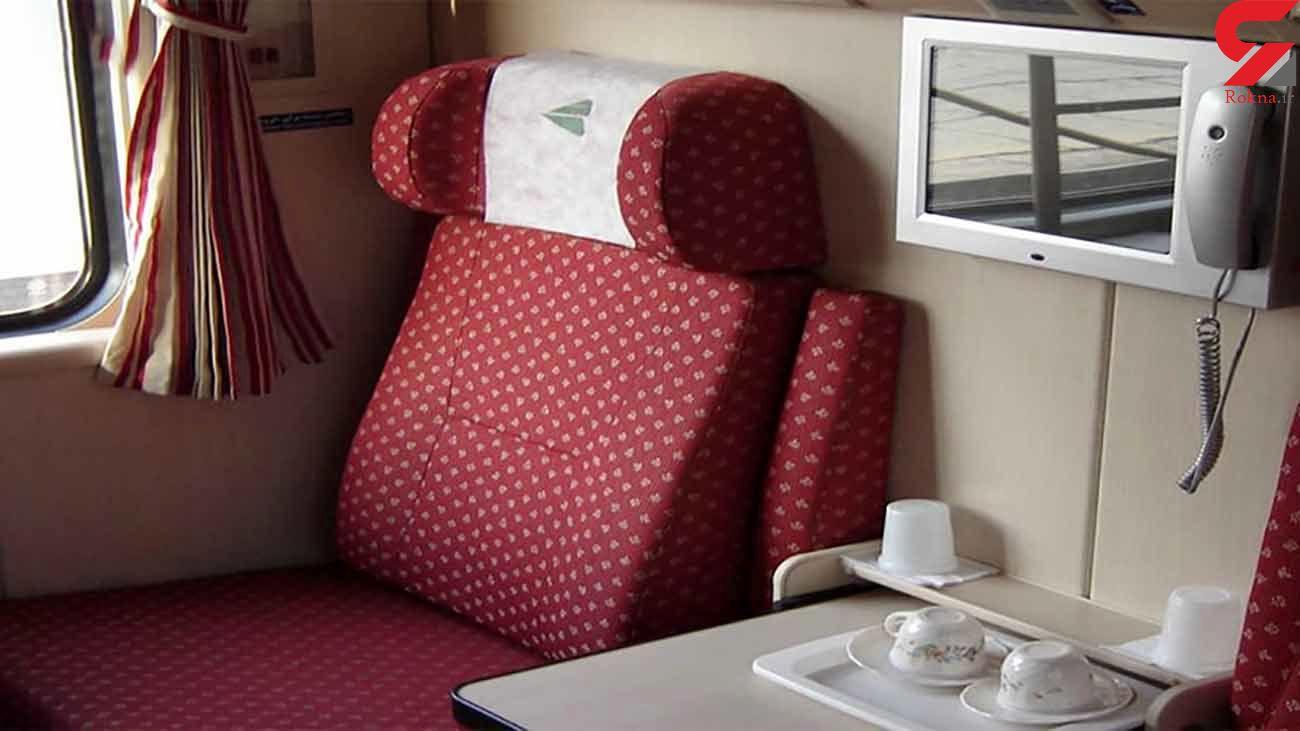 قیمت بلیط قطار سفرهای داخلی نوروز 1400