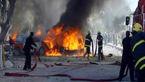 20 کشته و زخمی در انفجار در نینوا + عکس