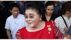 42 سال حبس برای همسر دیکتاتور سابق فیلیپین