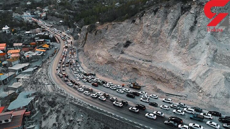 تشریح محدودیتهای ترافیکی درمحورهای مواصلاتی مازندران