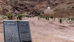 کلیسای چوپان، عبادتگاهی در جوار رودخانه ی ارس + عکس قبل و بعد