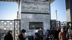 گذرگاه رفح برای عید قربان بسته می شود/ افزایش بازداشت ها در کرانه باختری