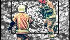 برگزاری مراسم تشییع پیکر شهدای آتش نشان پلاسکو تا دقایقی دیگر/ حضور مردم قبل از آغاز رسمی مراسم