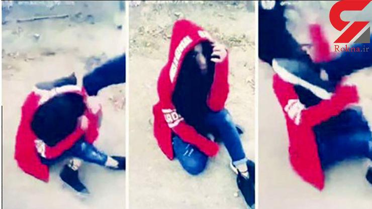 پشت پرده فیلم کتک زدن دختر تهرانی توسط پسر سیرجانی / شهرت با بی آبرویی !
