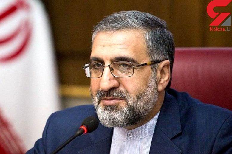 دادستان تهران تغییر نکرده است