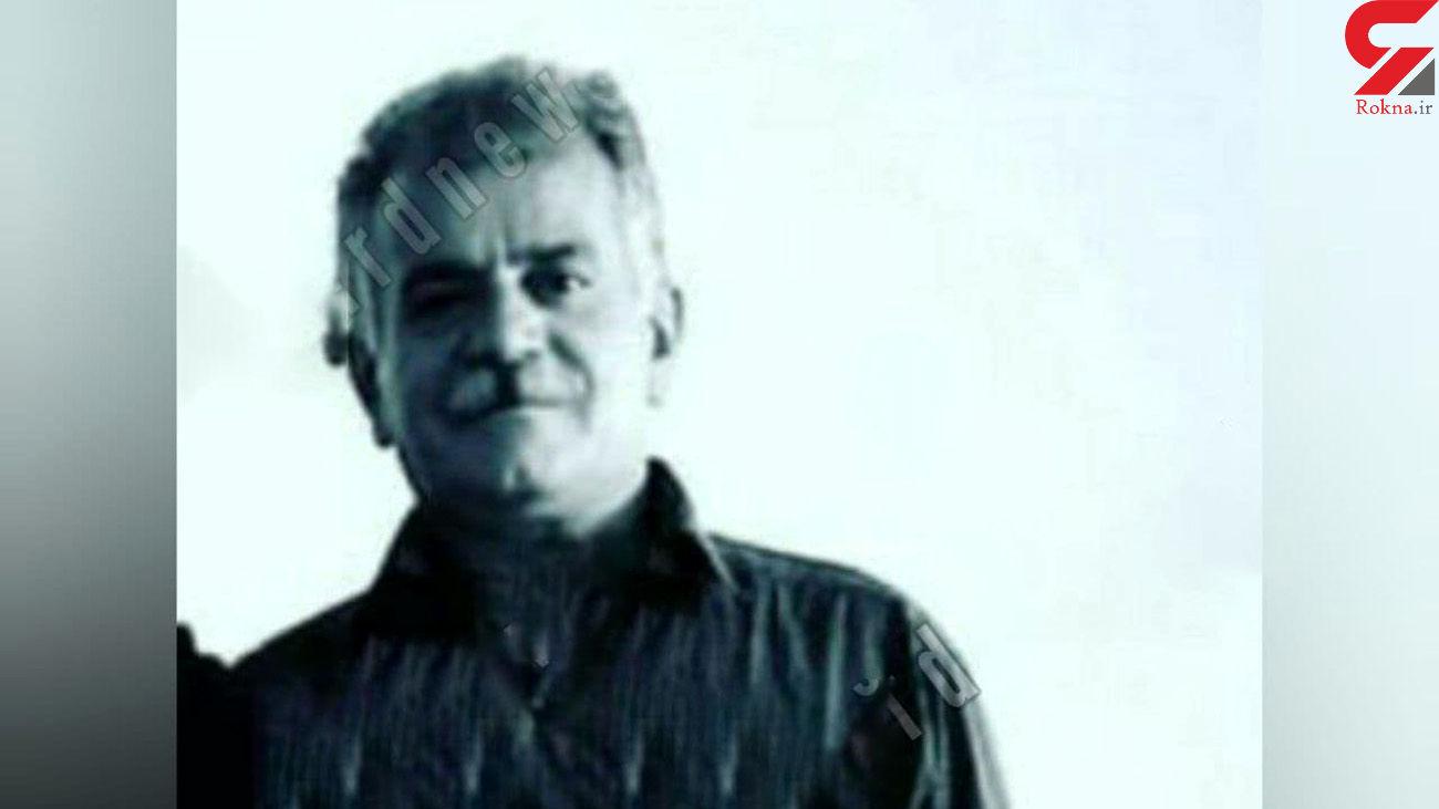 عکس عثمان فلاحی که در گاراژ معروف سقز به قتل رسید