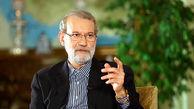 لاریجانی از مراجع تقلید قم اجازه گرفت / او فردا در انتخابات 1400 ثبت نام می کند