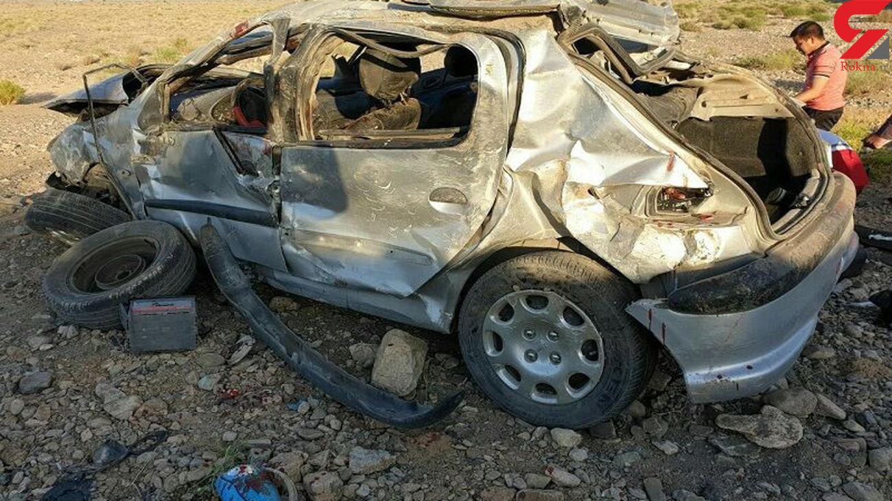 تصادف در جاده کاشان 2 کشته و 50 مصدوم داشت / در 48 ساعت گذشته +عکس