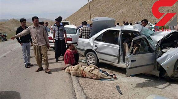 10 کشته طی یک هفته در تصادفات جاده ایی آذربایجان غربی!