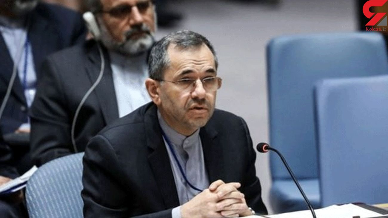 Iran says lifting bans, vaccine equity key to battle COVID
