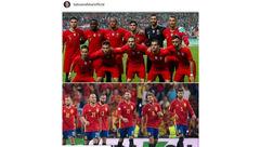 کری خوانی بهتاش برای تیم اسپانیا / ایران زنگ تفریح هیچ تیمی نیست