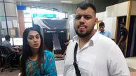 حکم اعدام برای محمد طاهر و زن جوانش صادر شد + عکس