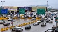 مشهد ورود ممنوع نیست / جاده قدیم نیشابور مسدود شد