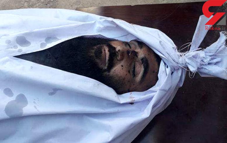 حاج عبدالرحیم همراه 2 تن از محافظانش کشته شد+عکس