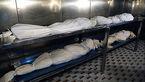 اجساد کرونایی در شیراز در صف انتظار سردخانه
